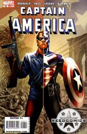 Captain America Volume 5 #43
