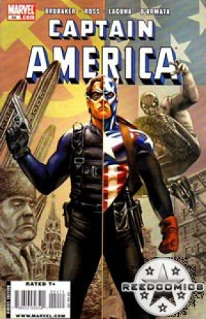 Captain America Volume 5 #44