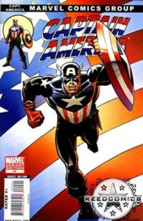 Captain America Volume 5 #44 (Buscema Variant)