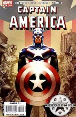 Captain America Volume 5 #45