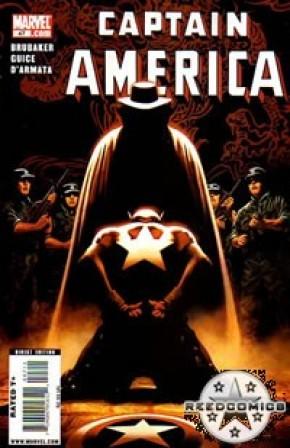 Captain America Volume 5 #47