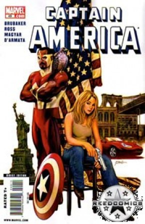 Captain America Volume 5 #49