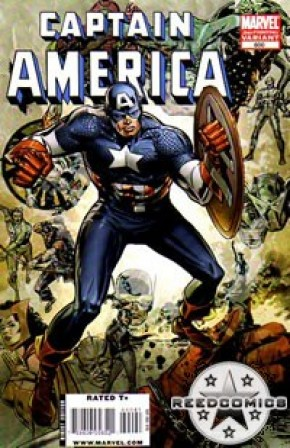 Captain America Volume 5 #600 (2nd Print)