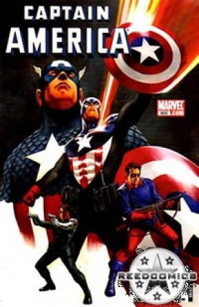 Captain America Volume 5 #600 (Epting Cover)