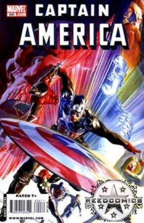 Captain America Volume 5 #600 (Ross Cover)