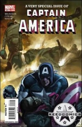 Captain America Volume 5 #601