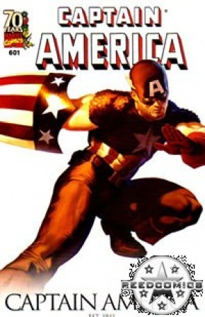 Captain America Volume 5 #601 (70th Anniversary)