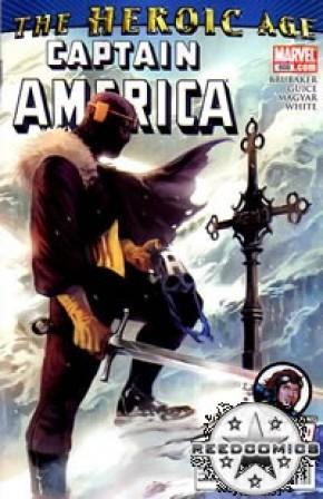 Captain America Volume 5 #608