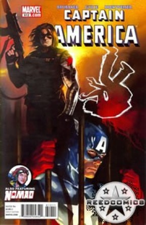 Captain America Volume 5 #612