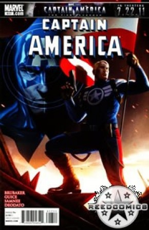 Captain America Volume 5 #617