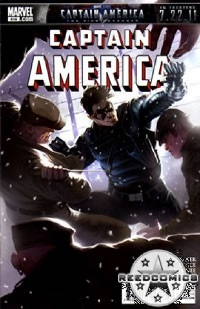Captain America Volume 5 #618