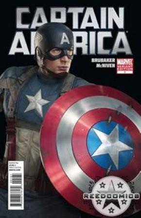 Captain America #1 (Movie Variant)