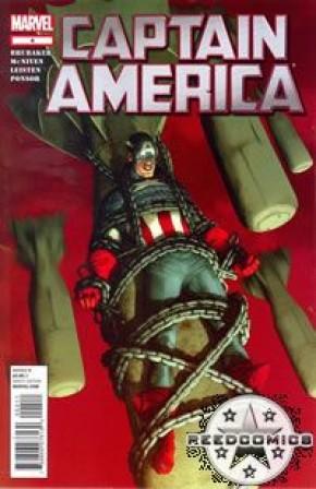 Captain America #4
