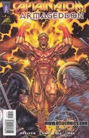 Captain Atom Armageddon #7