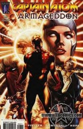 Captain Atom Armageddon #8