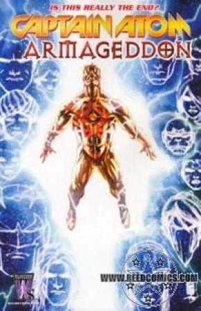 Captain Atom Armageddon #9