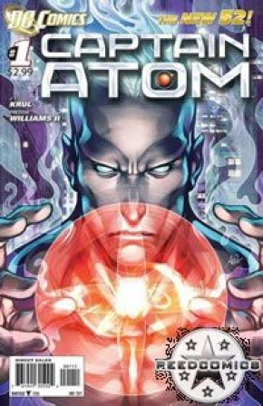 Captain Atom Volume 3 #1 (1st Print)