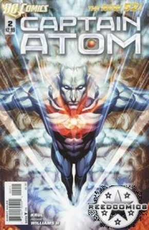 Captain Atom Volume 3 #2