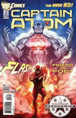 Captain Atom Volume 3 #3