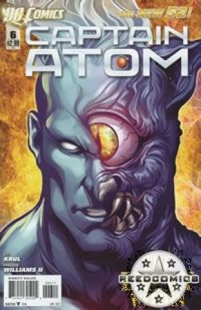 Captain Atom Volume 3 #6