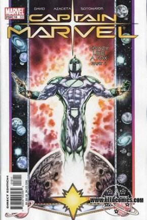 Captain Marvel Volume 4 #18