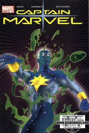 Captain Marvel Volume 4 #19