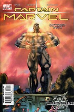 Captain Marvel Volume 4 #20