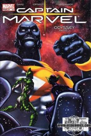 Captain Marvel Volume 4 #21