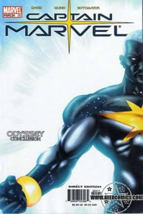 Captain Marvel Volume 4 #24