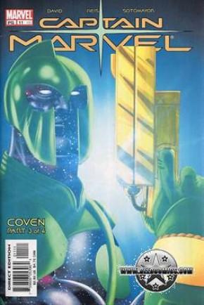 Captain Marvel Volume 4 #11