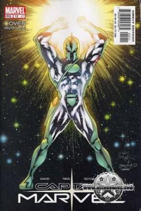 Captain Marvel Volume 4 #12