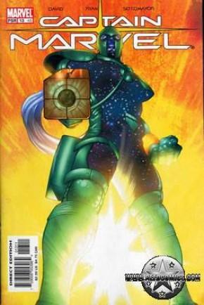 Captain Marvel Volume 4 #13