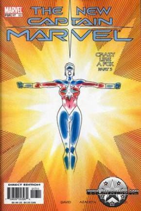 Captain Marvel Volume 4 #17