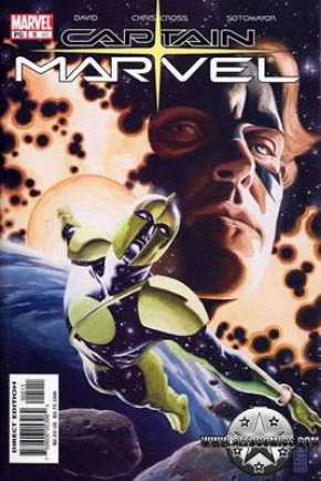 Captain Marvel Volume 4 #5