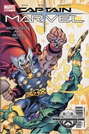 Captain Marvel Volume 4 #7