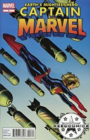 Captain Marvel Volume 6 #3