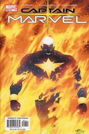 Captain Marvel Volume 4 #1 (Cover A)