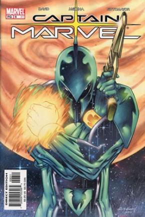 Captain Marvel Volume 4 #6