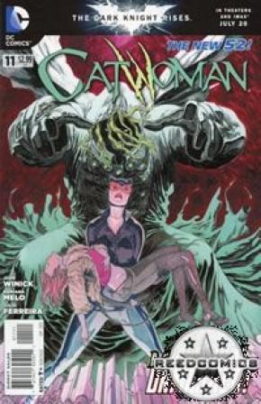 Catwoman Volume 4 #11