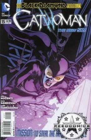 Catwoman Volume 4 #15