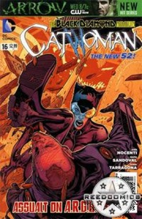 Catwoman Volume 4 #16