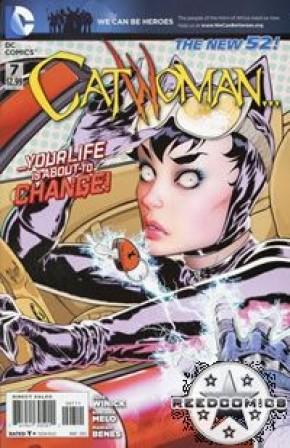 Catwoman Volume 4 #7