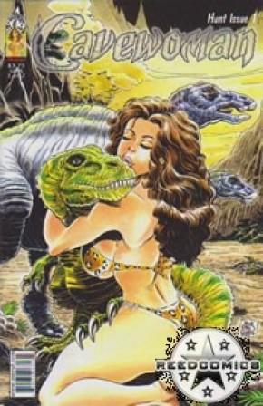 Cavewoman Hunt #1