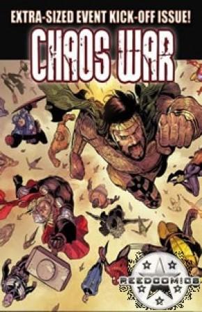 Chaos War #1 (2nd Print)