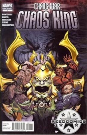 Chaos War Chaos King