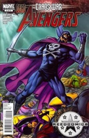 Chaos War Dead Avengers #2