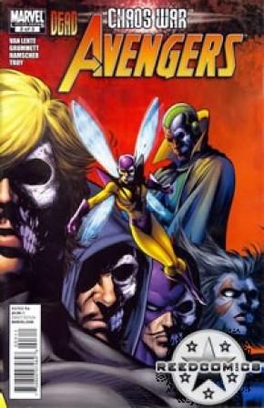 Chaos War Dead Avengers #3