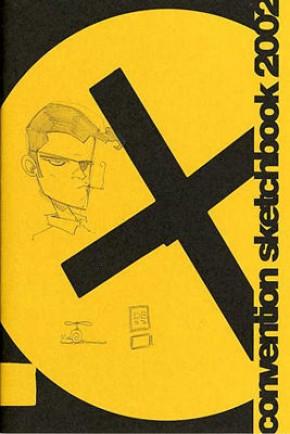 Com X Sketchbook Artist Remarked