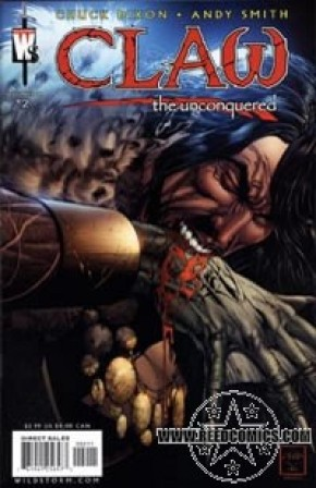 Claw the Unconquered #2 (Cover A)