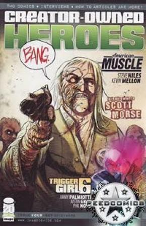 Creator Owned Heroes #4